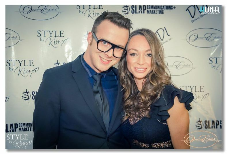 Kim Appelt, Founder of Style by Kim XO & Joshua Langston Onna Ehrlich