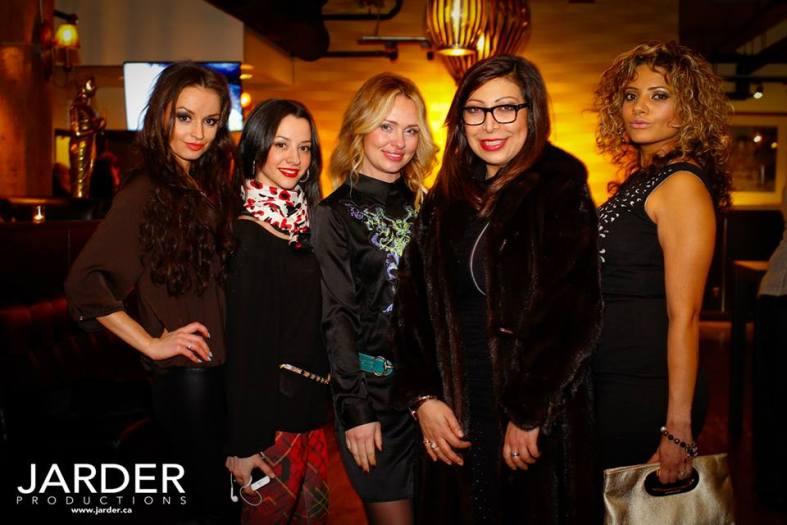 Donna Dior Models