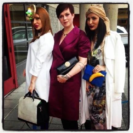 Serbian Style Bloggers @Z_and_M_Sisters with Helen Siwak @kitsilanokittyscloset