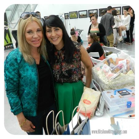 Jennifer Gray of Jennyfleur Loves fashion and stylist Nicolette Lang-Andersen