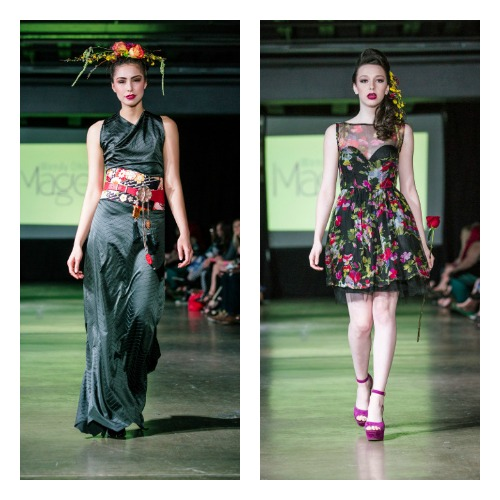 Photos courtesy of Vancouver Fashion Week.