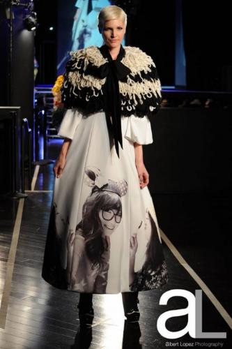 METRO LIVING ZINE IMAGE CREDIT: Vancouver Fashion Week (http://vanfashionweek.com/lu-liu/)