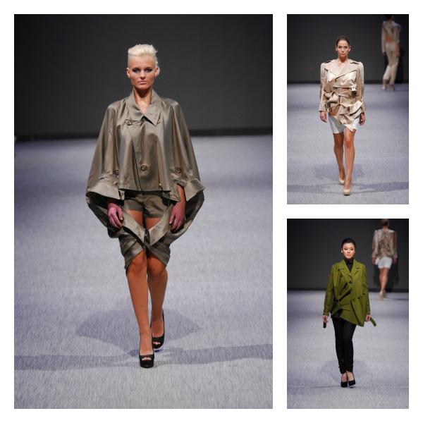 METRO LIVING ZINE IMAGE CREDIT: Akira Kuwabara design photos courtesy of Vancouver Fashion Week (http://www.vanfashionweek.com)