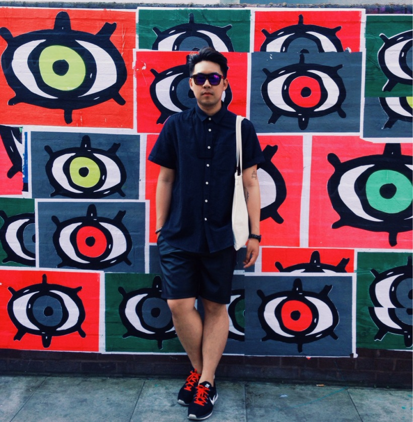 Portrait of Alex S Yu Niche Magazine VanFashionWeek