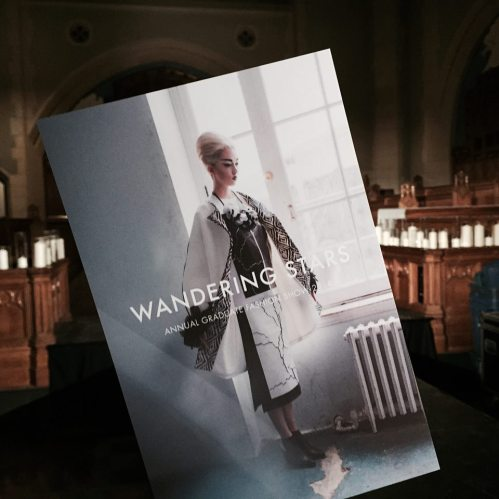 wanderingstars, blancheworld, st andrews wesley church, fashion show, event