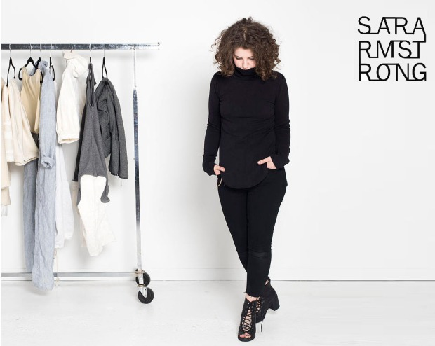 Sara Armstrong, helen siwak, fashion, designer, vancouver, bc, ecoluxury, sustainable, fashion