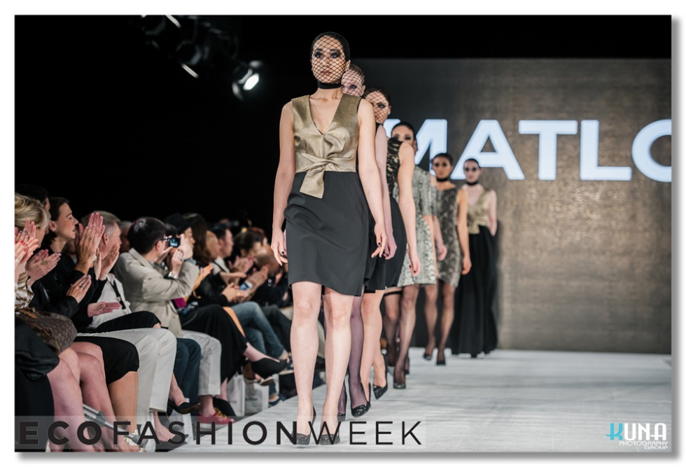 Eco Fashion Week - Jason Matlo