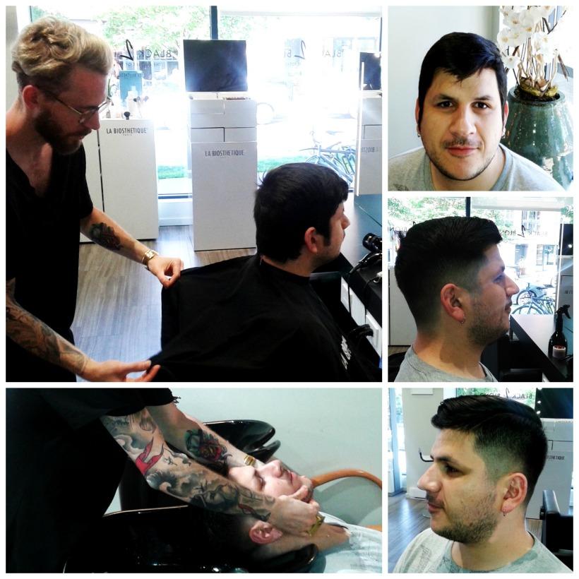 B2B, Vlassis Haircut