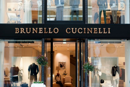 """Canada's first Brunello Cucinelli location will open in downtown Vancouver, along with the city's first free-standing Versace. According to Retail-Insider, they will be located in the retail component at the base of the 745 Thurlow tower, which is currently under construction, with opening dates in late 2015 or early 2016. The tower is designed to achieve LEED 'Core and Shell' Gold certification – the first office tower in downtown Vancouver to do so. 745 Thurlow Renderings_Page_3 Rendering courtesy of Bentall Kennedy Known as the """"King of Cashmere,"""" the Brunello Cucinelli retail space will be approximately 2,700 sq. ft. facing Thurlow Street. The brand was founded in 1978 and sells women's and men's fashion and accessories. Although known for its luxurious cashmere apparel, the brand has expanded to include non-cashmere fashions including leather goods, bags, shoes and sportswear. Headquartered in a 14th century castle on the top of a hill in the middle of Italy's Umbria region, the company donates 20 per cent of profits to its charitable foundation and pays workers wages that are 20 per cent higher than the industry average. According to its website, the brand is """"firmly rooted in quality excellence, Italian craftsmanship and creativity."""" Brunello Cucinelli currently operates 15 U.S. locations with three of those in New York City and sources say that Brunello Cucinelli has also been in negotiations to open an outlet store at Vancouver's McArthurGlen Designer Outlets, which is scheduled to open on July 9. Versace Yorkdale cpp-luxury Image credit: www.cpp-luxury.com Classic luxury brand Versace will open a 1,875 sq. ft. store in the corner retail space. The Italian luxury fashion brand was founded by the legendary Gianni Versace in 1978, and it's seeing a resurgence as it opens stores around the world. Upscale Vancouver-based fashion retailer Leone currently features a Versace shop-in-store, and Versace Home opened last summer in Gastown. 745 Thurlow's luxury retail"""