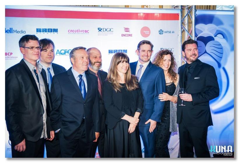 leo awards, vancouver fairmont, efw, eco fashion week, helen siwak