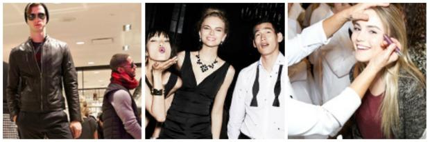 Nordstrom, vancouver, yvr, vancity, helen siwak, luxury shopping