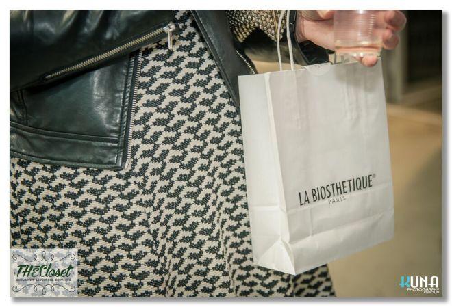 THECloset YVR, gift bag, opening night, vip, helen siwak, vancouver, yvr, vancity
