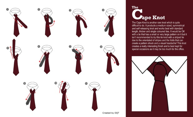 knotwerk by ritchie po, helen siwak, theclosetyvr, bill blass, alex krasny, cape knot, agree or die