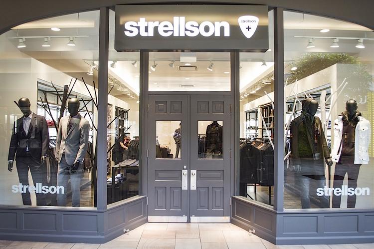 Strellson, Holy Fashion Group, Hugo Boss, Versace, Bruno Cucinello