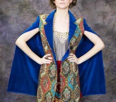 marjan rabbani, the closet yvr, helen siwak, iranian designer, launch collection