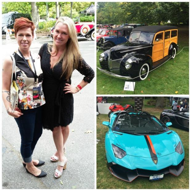 Luxury Supercar Weekend, Nadia Iadisernia, Ritchie Po, Helen Siwak, VanDusen Gardens