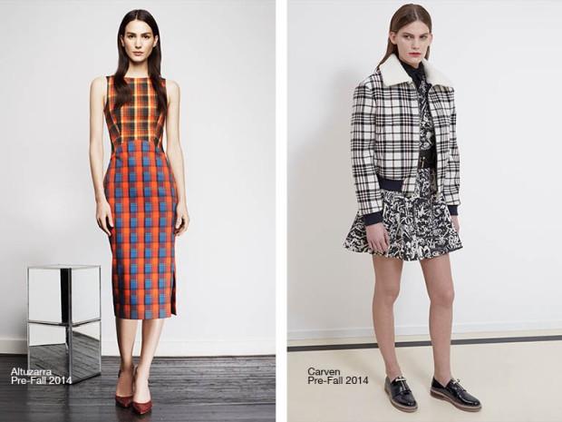 maxime favreau, tartan, fabrics, fashion, vancouver, helen siwak