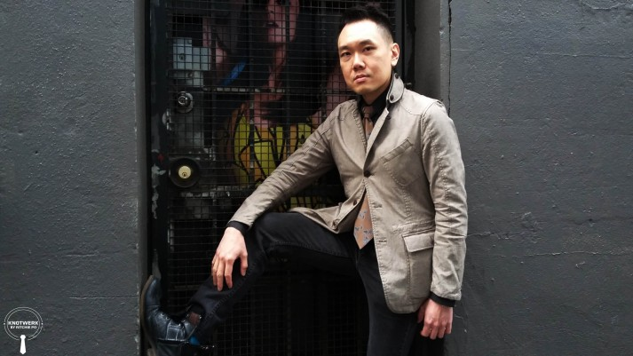 Knotwerk by Ritchie Po, Styled Legally, Ritchie Po, Helen Siwak, Lanvin, Viper Room