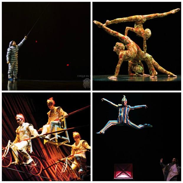Contortionists, Kooza, Cirque du Soliel, Helen Siwak
