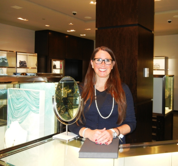 Tiffany and Co, Breakfast at Tiffanys, Helen Siwak, Fashion, Style, Blogger, Vancouver, YVR