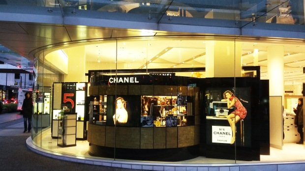 Chanel, Holt Renfrew, Helen Siwak, Luxury Zone, VancityBuzz
