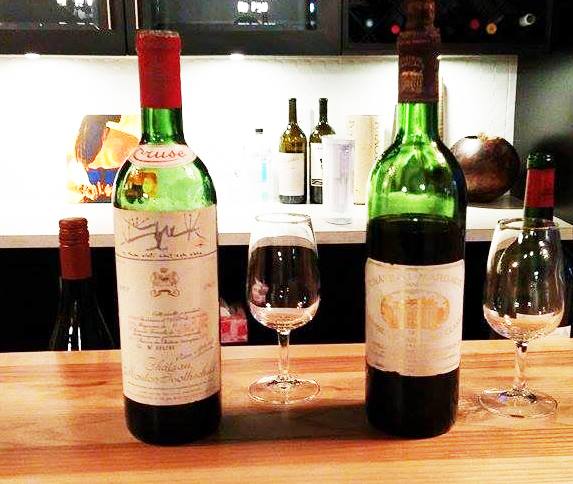 Latour Wines, Alice Zhou, Knotwerk Social, Ritchie Po, Helen Siwak, private party, vancouver, yvr