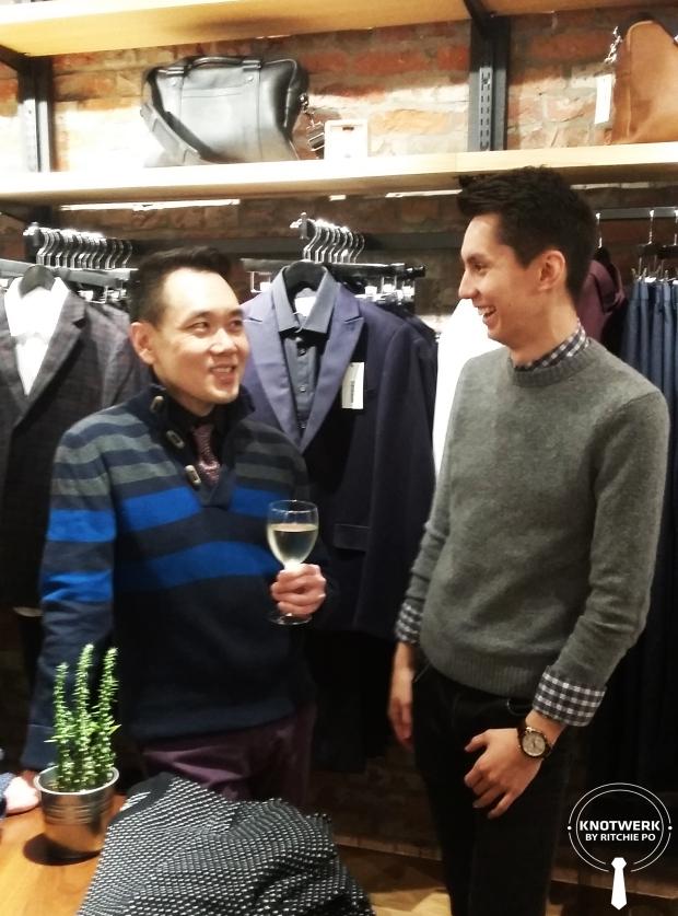 ritchie po, knotwerk by ritchie po, menswear, fashion blogger, style writer, frank & oak, helen siwak, vancouver, ecoluxluv, yvr