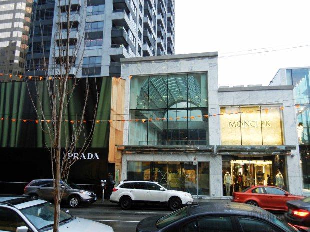 Prada, Luxury Zone, Helen Siwak, theclosetyvr, ecoluxluv, vancouver, yvr, vancity, fashion, stylist