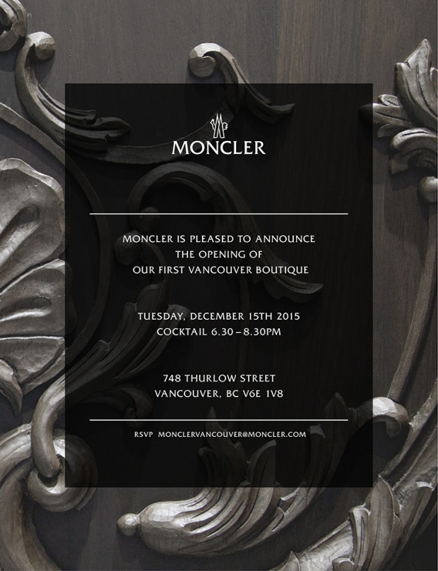 moncler, vancouver, launch, luxury zone, retail-insider, joshua langston, helen siwak