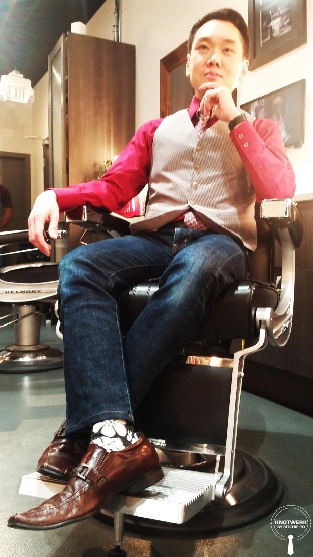 knotwerk by ritchie po, mancave barbershop, sam mancave, helen siwak, ritchie po, vancouver, vancity, yvr, yaletown